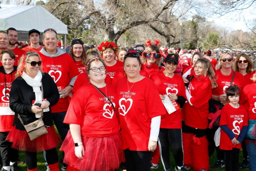Big Red Kidney Walk Secondary Image 1260x840