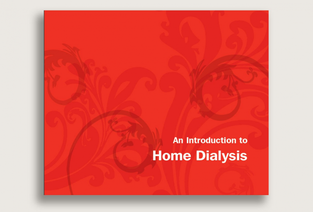 An introduction to home dialysis book